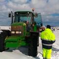Maltempo: Coldiretti Puglia, la mappa del disastro per neve e gelo