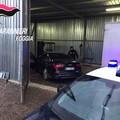 Smontavano una Audi A6 rubata a Carapelle, arrestati quattro pregiudicati.