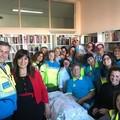 """Foggia: Inaugurata la biblioteca in ospedale. È intitolata a Lory Marchese, """"donna e volontaria straordinaria"""" -FOTO-"""