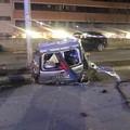 Incidente stradale nel quartiere Fornaci. Perdono la vita un 17enne e una 16enne