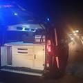 Incidente stradale sulla SS 16 bis, un ferito
