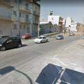 Auto si scontra con ciclomotore a Cerignola, due feriti