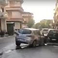 Mega incidente su viale di Ponente