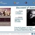 La Fondazione Tatarella ospita Giordano Bruno Guerri per la rassegnaIncontri d'Autore.