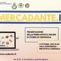 Presentazione ufficiale della prima rivista online sulla storia di Cerignola: ilmercadante.it