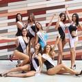 """La Puglia fa il  """"pieno """" a Miss Italia 80"""
