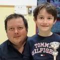 Leonardo Vurchio, di soli 7 anni, si qualifica alla finale  dei campionati italiani giovanili under 16