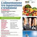 """""""L'alimentazione tra innovazione e tradizione"""""""