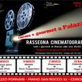"""""""Cinema e Gourmet a Palazzo"""", la rassegna cinematografica a Palazzo Fornari"""