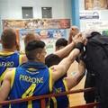 Bk Club Cerignola, la Mens Sana Mesagne va KO per 57-74