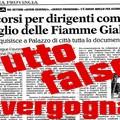 Sindaco Metta: La Gazzetta del Mezzogiorno e le notizie totalmente false.