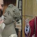 """Le statue """"sante"""" dello scultore Michele Divito"""