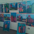 Cerignola, mostra di pittura della Scuola Battisti