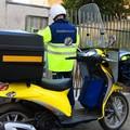 Poste italiane: in servizio tre motocicli
