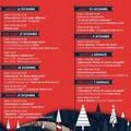 Domani al via Natale in Villa alle ore 17:00