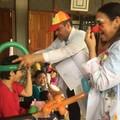 Sorrisi senza confini, la clownterapia de Il Cuore Foggia e di ERA Provinciale arriva in Laos e Thailandia