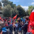 """Rocco Palombella da Cerignola: """"Da qui vogliamo aprire una nuova stagione di confronto col governo all'insegna dei diritti, della legalità e del lavoro"""""""