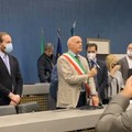 Nella Sala Consiliare di Palazzo di Città Francesco Bonito è stato proclamato Sindaco