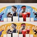 Sport Art al Pala Famila Tatarella, Zabou realizzerà l'opera, i cittadini sceglieranno la proposta -FOTO-
