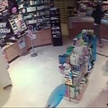 Cerignola - Rapina alla Farmacia Pelagio, arrestato un incensurato del posto -VIDEO-