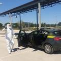 Emergenza Covid-19: ASL Foggia e Sanitaservice  sanificano i mezzi e gli operatori delle forze dell'ordine