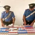 9 Kg di sigarette di contrabbando a Cerignola