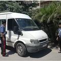 """Sequestrato  furgone """"killer"""" a Cerignola"""