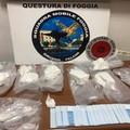 Arrestato 48enne foggiano, deteneva 856 grammi di cocaina