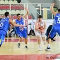 Udas Basket: non riesce il bis contro Teramo, finisce 81-63 per i biancorossi locali