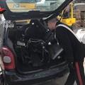 Trasportava a Bari pezzi di auto rubata