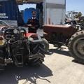 Recuperati a Cerignola due trattori rubati, denunciato 55enne