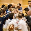 L'Udas Basket Cerignola vince ancora al PalaDileo, Senigallia battuta per 75-68