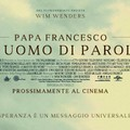 "Wim Wenders e ""Papa Francesco – un uomo di parola"""