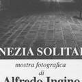 """A Orta Nova l'inaugurazione della Mostra Fotografica  """"Venezia solitaria """""""