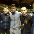 Roma: Coppa Italia di Grappling, tre medaglie per il Team Tristano