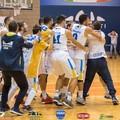 Udas Basket Città di Cerignola: Markus sulla sirena abbatte Nardò, 63-61 per i cannibali biancazzurri