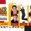 """Solfrizzi, Stornaiolo, Giustiniani, Basso, Paniate: grandi ospiti di """"A Viva Voce"""""""