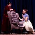 """Giuseppe Battiston in """"Winston vs Churchill """" - Giovedì 28 Marzo 2019 al Teatro Comunale  """"S. Mercadante """" - Cerignola."""