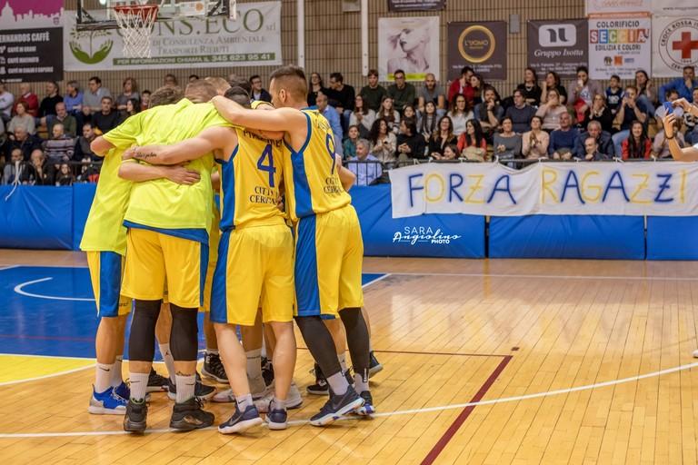 Basket Club Cerignola. <span>Foto Sara Angiolino</span>