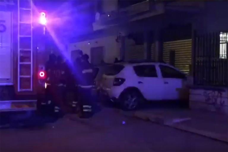 Bomba in Via Acquaviva a Foggia