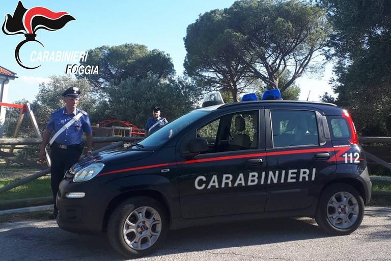 Carabinieri di Candela