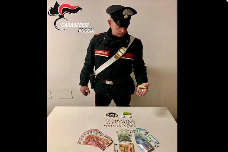 Spaccio cocaina a Cerignola