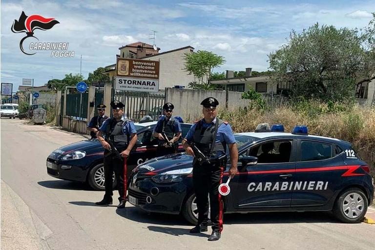 Carabinieri Stornara