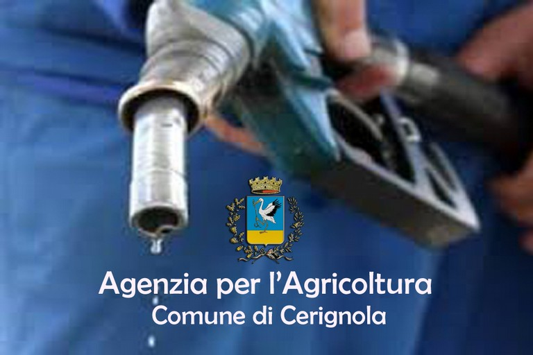 Carburante ad accisa agevolata