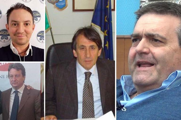 Casarella - Grillo - Decosmo - Giannatempo