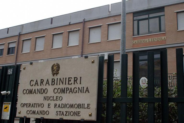 Caserma Carabinieri Cerignola