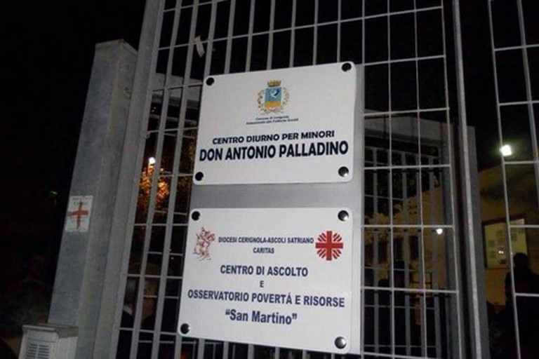Centro don Antonio Palladino