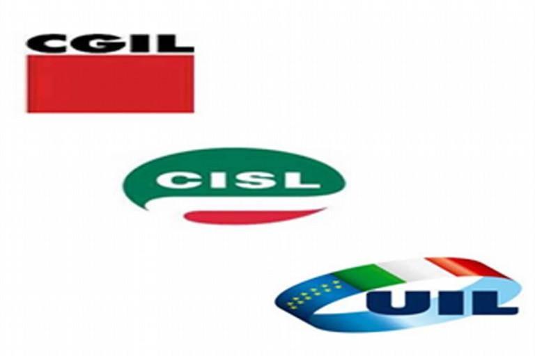 CGIL CISL e UIL