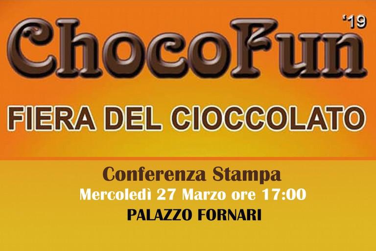 Conferenza stampa ChocoFun
