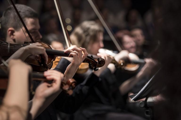 Orchestra musica sacra